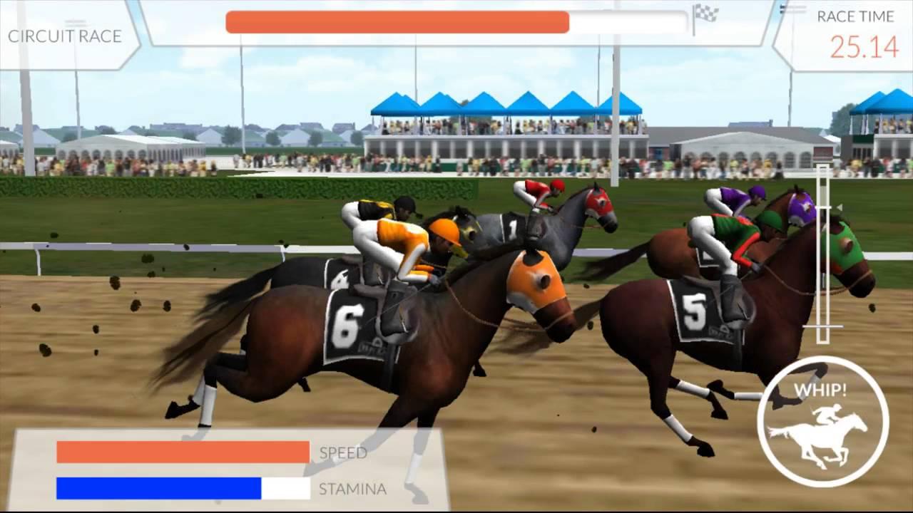 Juegos de caballos 3