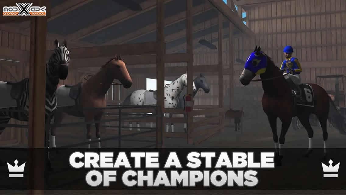 Juegos de caballos 4