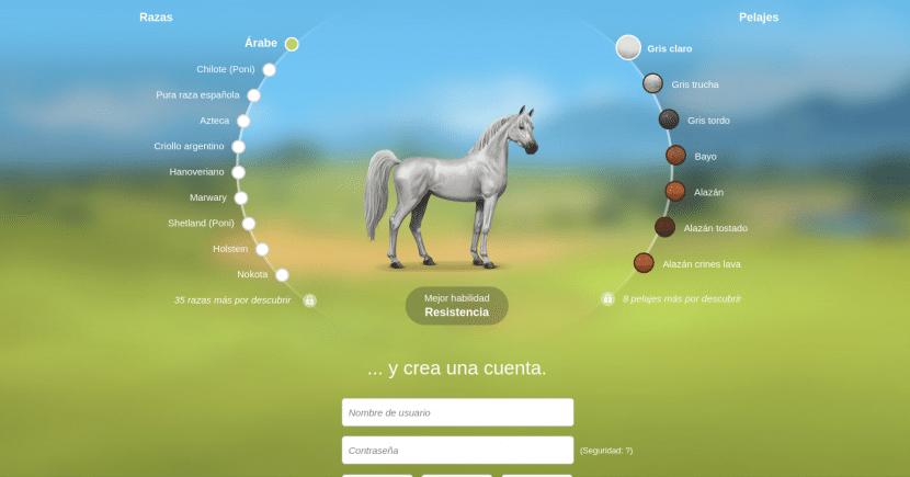 Juegos de caballos 2