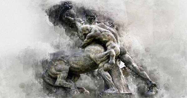 El Caballo en la mitología. Parte I